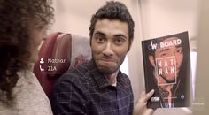 TAM Airlines Creates the Most Personalized Ownboard Magazine - http://www.creativeguerrillamarketing.com/guerrilla-marketing/tam-airlines-creates-personalized-ownboard-magazine/