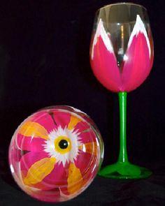 Paint Nite Wilmington | Bertucci's Wilmington April 6 Drinkware Event