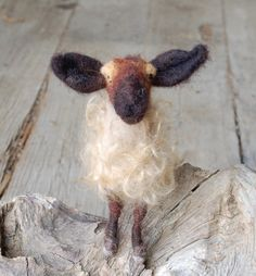 needle felted donkeys   Needle Felted Sheep   Animals: Donkeys, Goats, Sheep