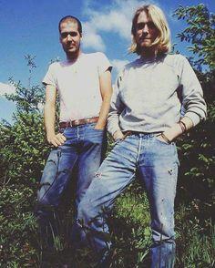 Krist & Kurt '89