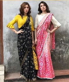 Best Trendy Outfits Part 14 Trendy Sarees, Stylish Sarees, Saree Draping Styles, Saree Styles, Indian Dresses, Indian Outfits, Sari Design, Saree Gown, Indian Fashion Trends