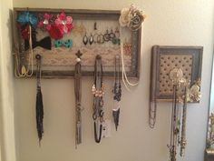 The Ultimate DIY Accessory Organizer Diy accessories Organizing