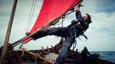 Draken Harald Hårfagre – The largest viking ship built in modern times