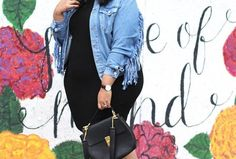 10 модных трендов для полных женщин весна-лето 2017 — В Курсе Жизни