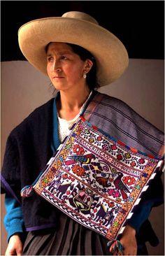 Arte y Antropología: Alforjas del Perú