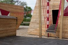 Modern Castle Playground, Zulpich Germany, RMP Stephan Lenzen, 2014 - Playscapes