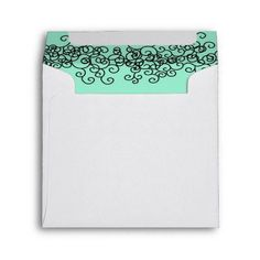 Get Elegant wedding envelopes from Zazzle. Colored Envelopes, Wedding Envelopes, Elegant Wedding, Announcement, Teal, Green, Design, Wedding Wraps, Design Comics