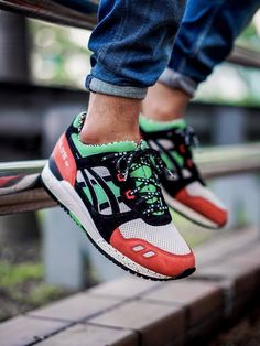 Patta x Asics Gel Lyte III - 2007 (by one_man_army.07)