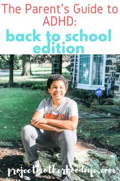 Parenting a Child With ADHD: How to navigate back to school during the pandemic #ad