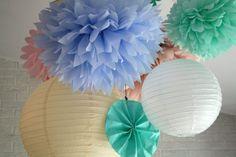 Greenmunch - Single Pom, $4.00 (http://www.greenmunch.ca/eco-party-craft/paper-pom-poms/single-pom/)