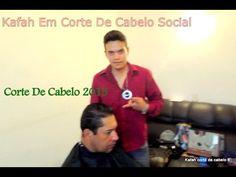 Corte De Cabelo Social Masculino Com Tesoura Um Luxo Passo A Passo 2015