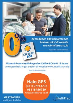 intellitrac bank (bca) promotions
