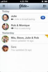 Glide Lets You Video Chat Live Or Watch Recorded Video Calls Later | TechCrunch