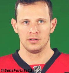 Jason Spezza of the Ottawa Senators #NHL
