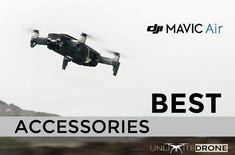 The Best Camera Settings for DJI Mavic Air - UnlimiteDrone Mavic Drone, Dji Drone, Drones, Remote Control Drone, Rc Remote, Vlogging Equipment, Best Settings, Drone Technology, Camera Settings