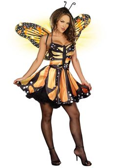 This is what I want to be for Halloween this year but with pants!