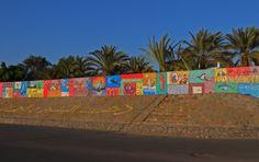 Dahab: Laid-Back Paradise - Livin' Pura Vida Sharm El Sheikh, Photo Walk, Egypt Travel, Seaside Towns, Red Sea, Walking By, Walks, New Experience, Street Art
