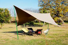 Takibi-Tarp TC wing|tent-Mark DESIGNS キャンプ タープ