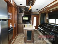 Camp With All Your Friends And Family, Even Your Toys Too With The New 2017 Prime Time RV Spartan 1245 Toy Hauler Fifth Wheel at General RV   Huntley, IL   #138673