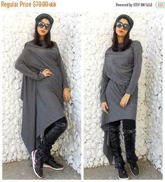 Now trending: SALE 25% OFF Asymmetric Dress / Long Extravagant Dress/ Grey Asymmetric Tunic / Loose Asymmetric T... https://www.etsy.com/listing/175411771/sale-25-off-asymmetric-dress-long?utm_campaign=crowdfire&utm_content=crowdfire&utm_medium=social&utm_source=pinterest