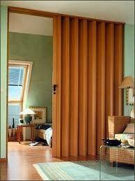 Imagen puerta plegable madera del art culo puertas plegables puertas pinterest puertas - Cortinas cocina aki ...