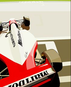 Marlboro illustration by Marco de Toma. on Behance More car art here.