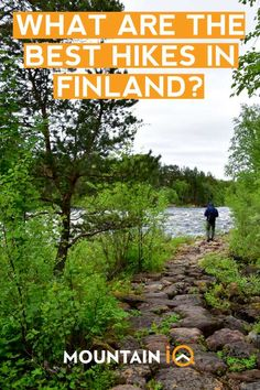 Hiking in Finland is unforgettable! With incredibly diverse wildlife and stunning landscapes to explore, here are the top 7 hiking trails in Finland. Go Hiking, Backpacking Europe, Hiking Trails, Nature Photography, Travel Photography, Slovenia Travel, Europe On A Budget, Seen, Best Hikes