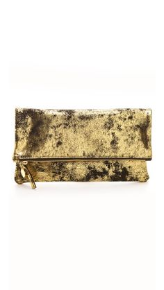 I really do love this clutch!  CLARE VIVIER Fold Over Clutch