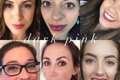 Dark Pink Dark