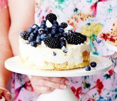 gluteeniton kakku