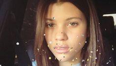 Sofia Richie Channels Scott Disick's Ex Kourtney Kardashian With New Dark Hair — See Pics Sofia Richie, Scott Disick, Latest Celebrity News, Kourtney Kardashian, Celebs, Celebrities, Jean Outfits, Dark Hair, High Waist Jeans