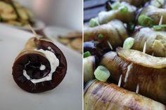 madisoncoco-onlinemagazin-bloggermagazin-netzwerk-ekulele-antipasti-ziegenkaese-roellchen-aubergine-zucchini-5 Zucchini Aubergine, Sausage, Garlic, Meat, Vegetables, Food, Vegetable Recipes, Eten, Veggie Food