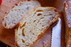 How to make sourdough bread (Easy) No Knead Bread, Sourdough Bread, Tapas, Eat The Rainbow, Fresh Bread, Artisan Bread, Daily Bread, Bread Baking, Dairy Free