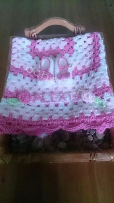Lovely Baby Girl Set by crochetcraziehand on Etsy