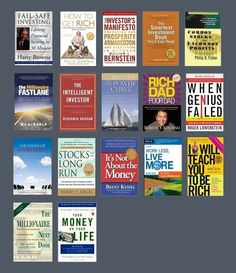 Wealth And Finance Books For Men #FinanceBooks
