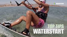 Are you a beginner and need to master the Waterstart? – Kitesurfing Top Tips (UPDATED) Check these videos we highly recommend.