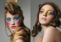 #beauty #makeup #colors #art #fashion www.bettinafrumboli.com.ar