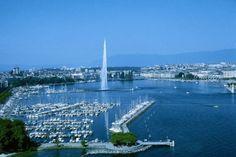 Lake Geneva, Geneva