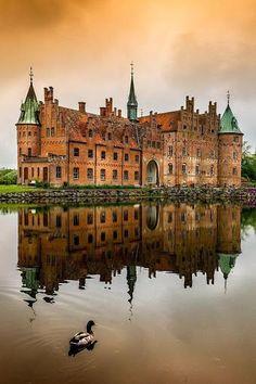 Castle Egeskov, Denmark