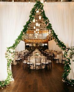 48 Lovely Winter Wedding Decoration 48 Lovely Winter Wedding Decoration The Winter Wedding Decor You Choose For Your Big Day Can Turn A Boring Off Season Wedding Into A Magical Winter Wonderland Wedding Ideas For Wedding Reception Elegant Winter Wedding, Winter Wedding Colors, Winter Wedding Decorations, Winter Wedding Ideas, Winter Weddings, Wedding Centerpieces, Spring Wedding, Wedding Entrance Decoration, Winter Wedding Venue