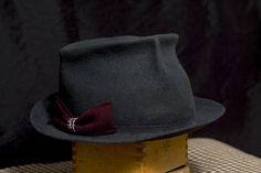 Men Felt Hat Cat in Hat