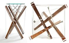 Potential for Collapse collection by Axel Yberg of Akke Functional Art