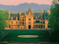 We seriously need to visit Biltmore Estate before moving back to Upstate New York.