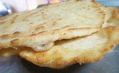 Navajo fry bread is Native American version of flat bread. It is soft and very tasty. It's kind of like homemade tortillas but puffier and t. Fructose Free Recipes, Toddler Meals, Toddler Recipes, Flatbread Recipes, Homemade Tortillas, Yummy Food, Delicious Recipes, Tasty, Fodmap Recipes