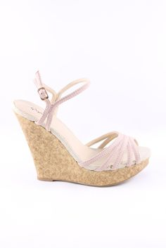 Blush Wedges - $36.00