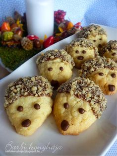 Barbi konyhája: Sünikeksz Country Cooking, Doughnut, Muffin, Barbie, Pudding, Breakfast, Cake, Ethnic Recipes, Sweet