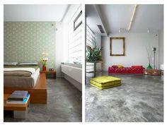 Cimento Queimado Decoração Casa