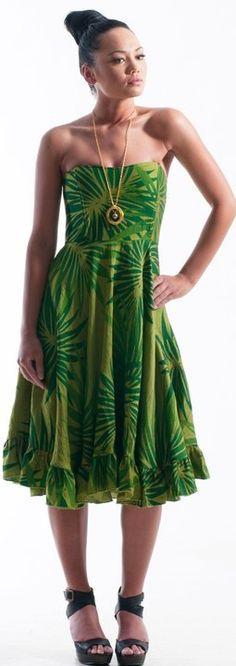 Island Wear, Island Outfit, Samoan Designs, Island Clothing, Crystal Wedding Dresses, Hawaiian Dresses, Different Dresses, Tahiti, Dress Patterns