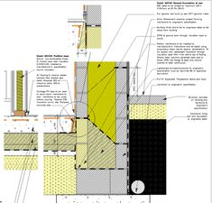 Passive House Pharmacy Construction Update – Cavity wall details   Paul McNally Ecological Architecture MRIAI