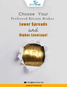 How to Join BTCMINE? Choose Your Preferred Bitcoin Broker with Lower Spreads and higher Leverage! Click to Sign up: www.btcmine.biz